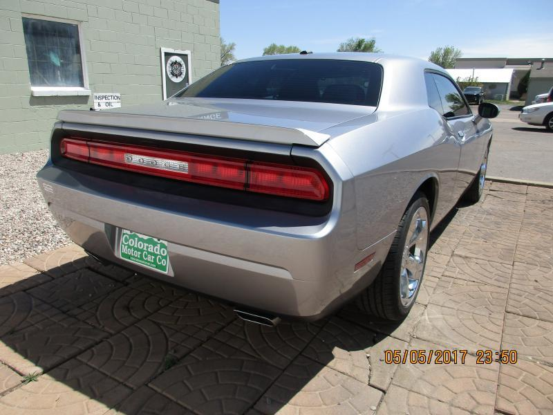 2013 Dodge Challenger for sale at Colorado Motor Car Company in Fort Collins CO