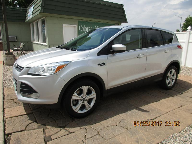 2014 Ford Escape for sale at Colorado Motor Car Company in Fort Collins CO