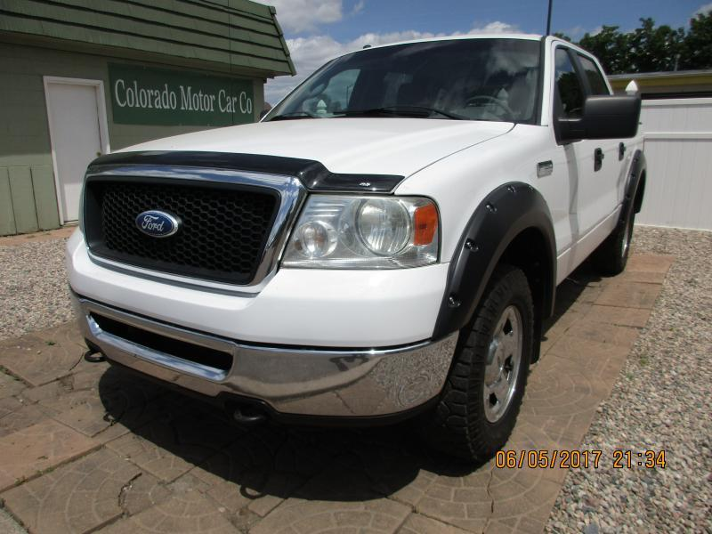 2008 Ford F-150 for sale at Colorado Motor Car Company in Fort Collins CO