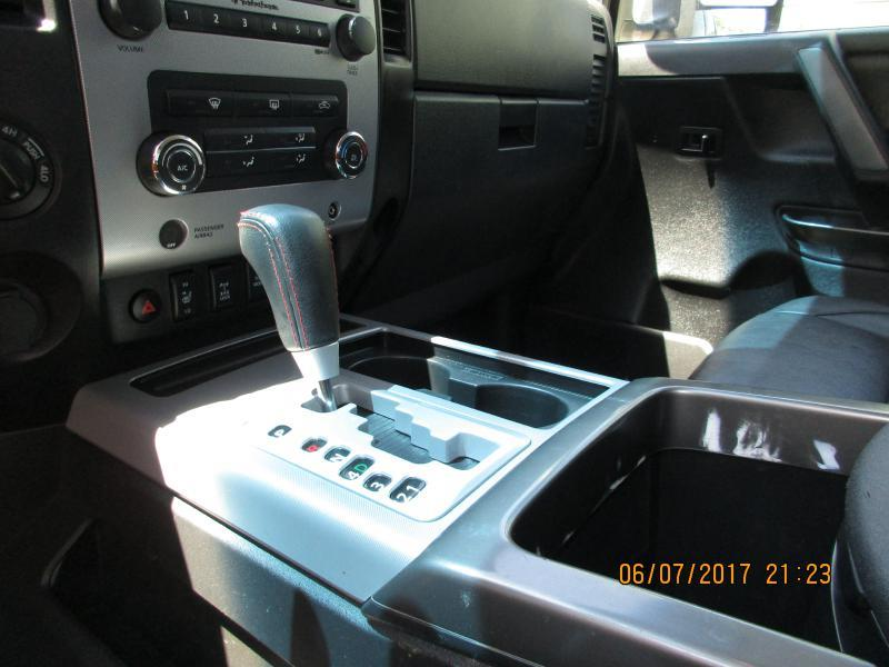 2011 Nissan Titan for sale at Colorado Motor Car Company in Fort Collins CO