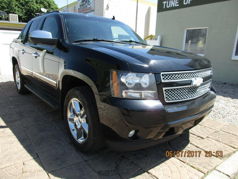 2011 Chevrolet Avalanche for sale at Colorado Motor Car Company in Fort Collins CO