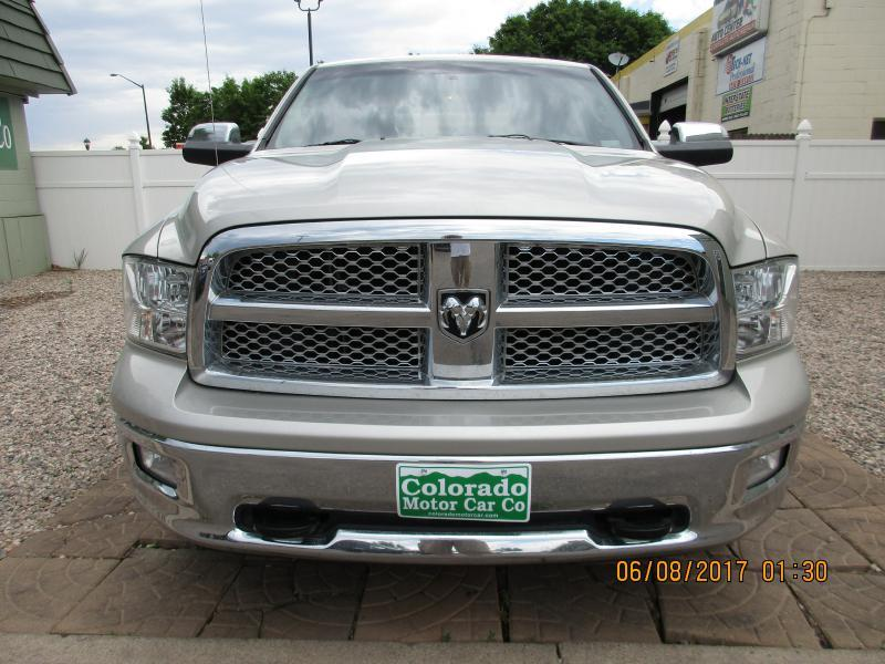 2010 Dodge Ram Pickup 1500 for sale at Colorado Motor Car Company in Fort Collins CO
