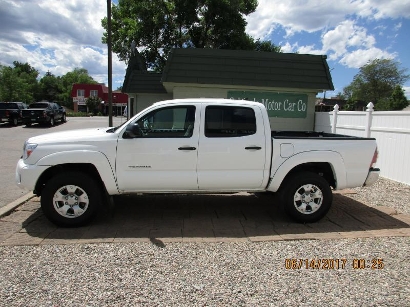 2014 Toyota Tacoma for sale at Colorado Motor Car Company in Fort Collins CO