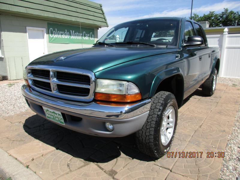 2003 Dodge Dakota for sale at Colorado Motor Car Company in Fort Collins CO