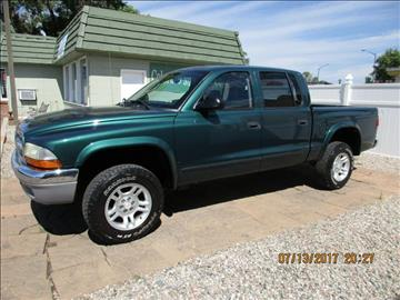2003 Dodge Dakota for sale at Colorado Motor Car Company in Fort Collins CO
