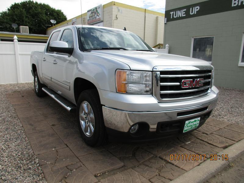 2013 GMC Sierra 1500 for sale at Colorado Motor Car Company in Fort Collins CO