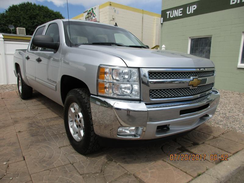 2012 Chevrolet Silverado 1500 for sale at Colorado Motor Car Company in Fort Collins CO
