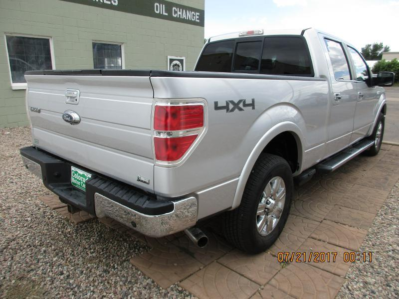 2010 Ford F-150 for sale at Colorado Motor Car Company in Fort Collins CO