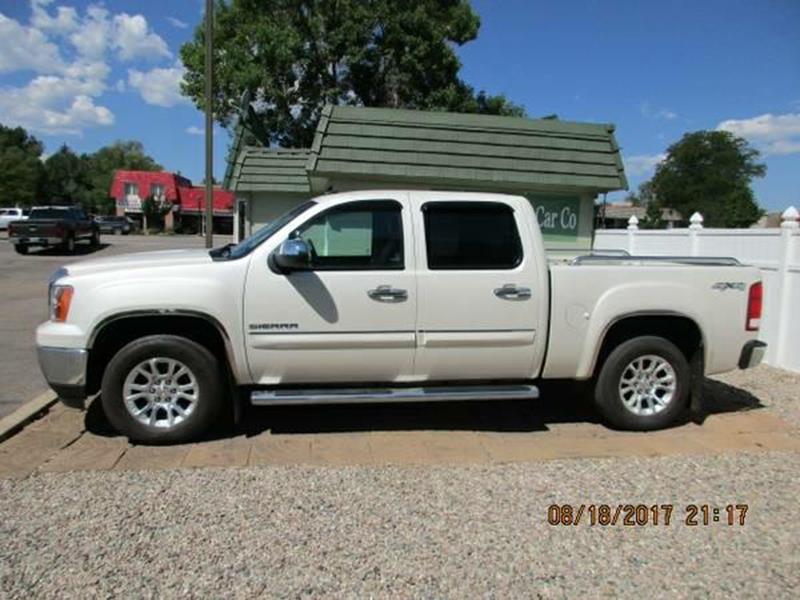 2012 GMC Sierra 1500 for sale at Colorado Motor Car Company in Fort Collins CO