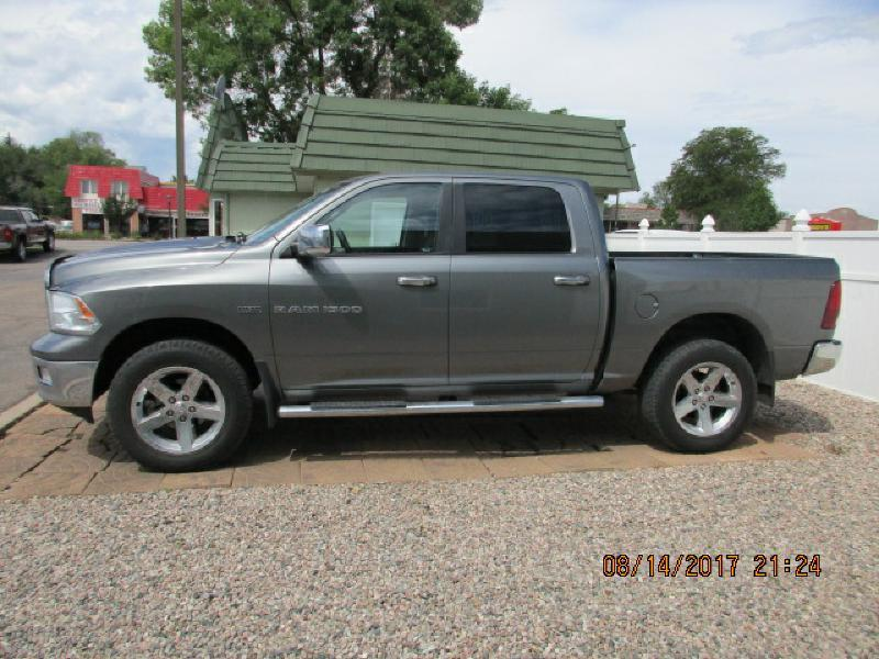 2011 RAM Ram Pickup 1500 for sale at Colorado Motor Car Company in Fort Collins CO