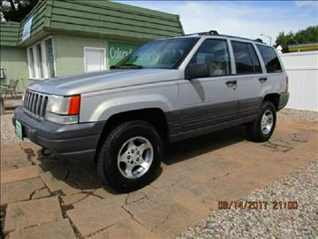 1997 Jeep Grand Cherokee for sale at Colorado Motor Car Company in Fort Collins CO