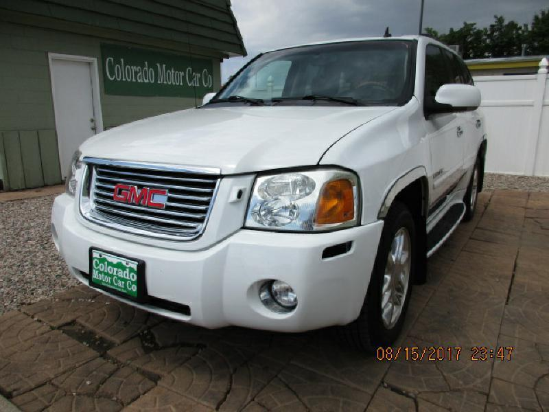 2007 GMC Envoy for sale at Colorado Motor Car Company in Fort Collins CO