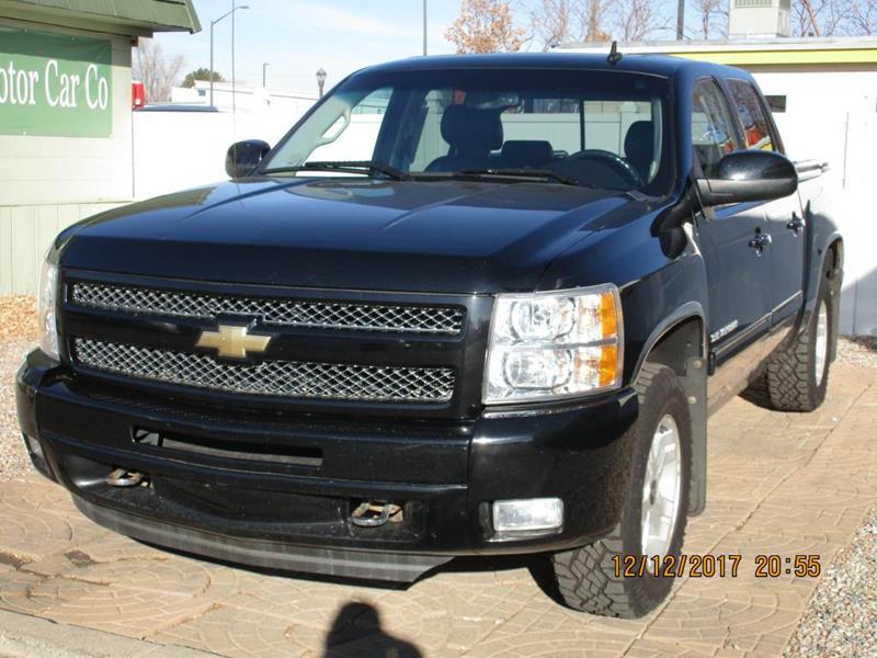 2011 Chevrolet Silverado 1500 for sale at Colorado Motor Car Company in Fort Collins CO