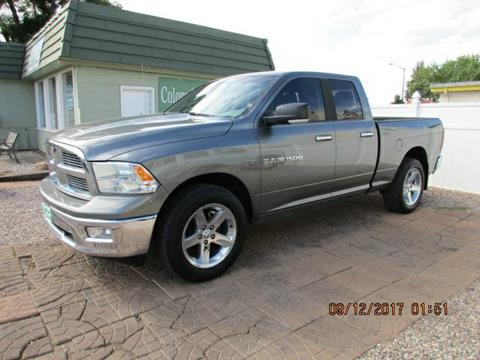 2012 RAM Ram Pickup 1500 for sale at Colorado Motor Car Company in Fort Collins CO
