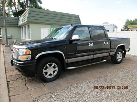 2006 GMC Sierra 1500 for sale at Colorado Motor Car Company in Fort Collins CO
