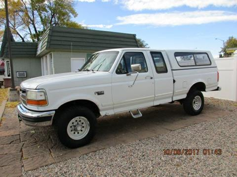 1993 Ford F-150 for sale in Fort Collins, CO