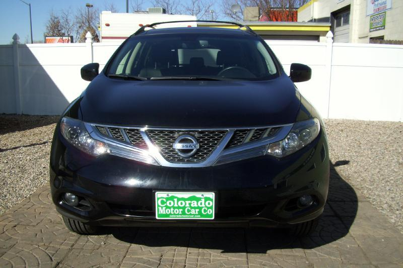 2012 Nissan Murano for sale at Colorado Motor Car Company in Fort Collins CO