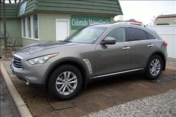 2012 Infiniti FX35 for sale in Fort Collins, CO