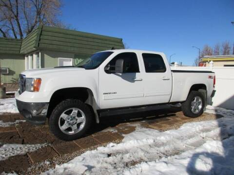 2013 GMC Sierra 2500HD for sale in Fort Collins, CO