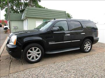 2010 GMC Yukon for sale at Colorado Motor Car Company in Fort Collins CO