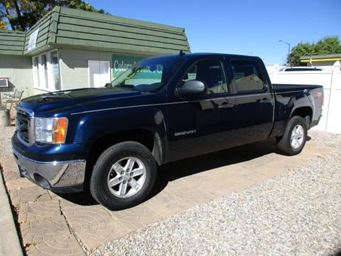 2011 GMC Sierra 1500 for sale at Colorado Motor Car Company in Fort Collins CO