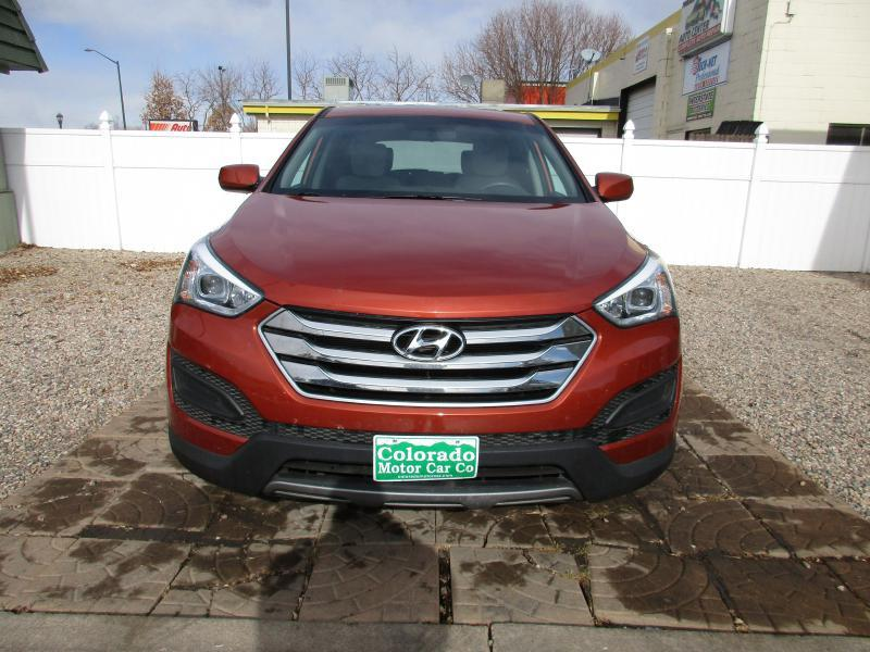 2016 Hyundai Santa Fe Sport for sale at Colorado Motor Car Company in Fort Collins CO