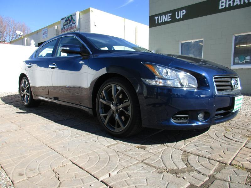 2013 Nissan Maxima for sale at Colorado Motor Car Company in Fort Collins CO