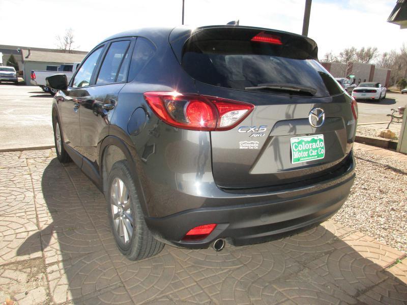 2015 Mazda CX-5 for sale at Colorado Motor Car Company in Fort Collins CO