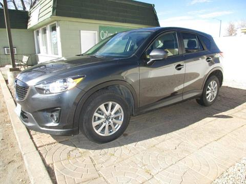 2015 Mazda CX-5 for sale at Colorado Motor Car Company in Fort Collins CO