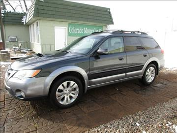 2009 Subaru Outback for sale in Fort Collins, CO