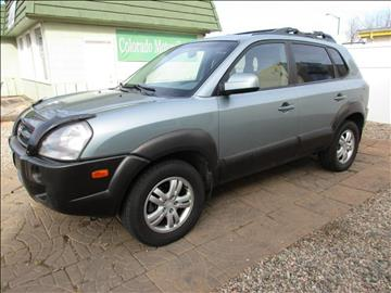 2006 Hyundai Tucson for sale in Fort Collins, CO