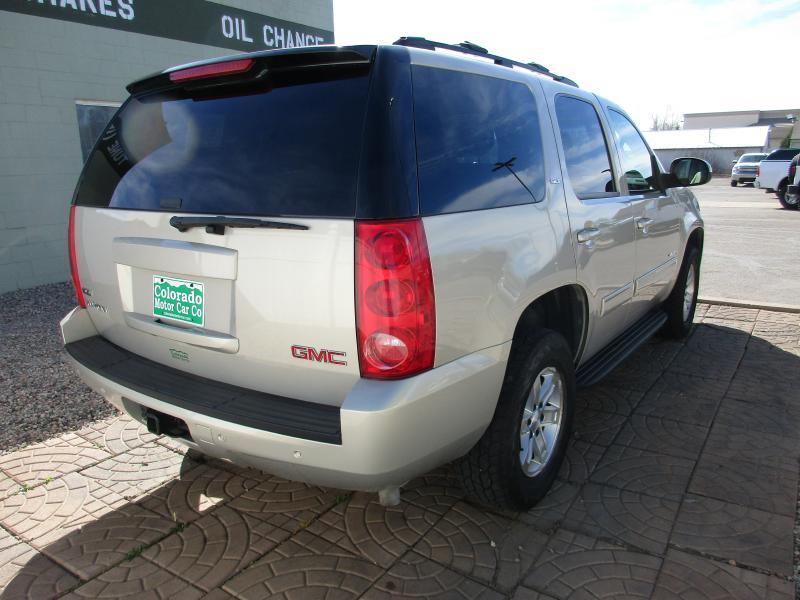 2009 GMC Yukon for sale at Colorado Motor Car Company in Fort Collins CO