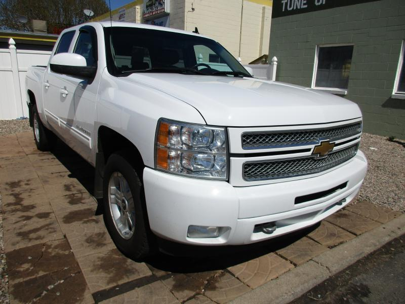 2012 Chevrolet Silverado 1500 for sale at Colorado Motor Car Company in Fort Collins CO