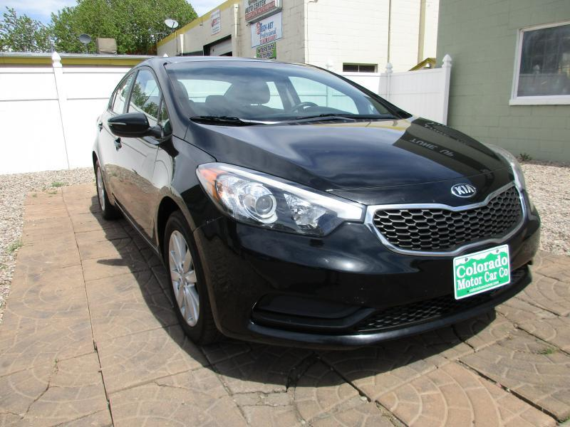 2014 Kia Forte for sale at Colorado Motor Car Company in Fort Collins CO