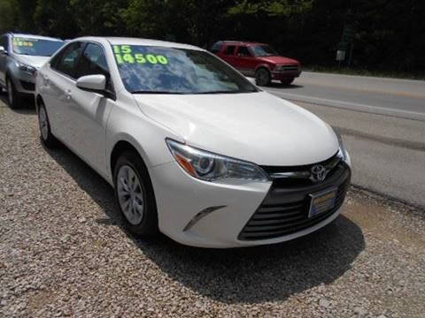 2015 Toyota Camry for sale in West Liberty, KY