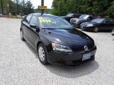 2011 Volkswagen Jetta for sale in West Liberty, KY