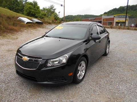 2011 Chevrolet Cruze for sale in West Liberty, KY