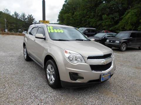 2010 Chevrolet Equinox for sale in West Liberty, KY