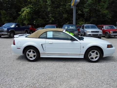2001 Ford Mustang for sale in West Liberty, KY