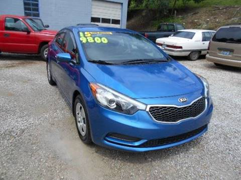 2015 Kia Forte for sale in West Liberty, KY