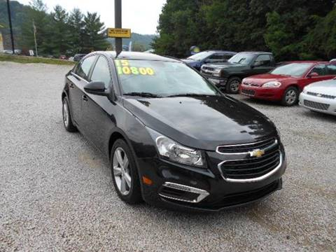 2015 Chevrolet Cruze for sale in West Liberty, KY