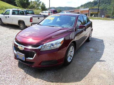 2015 Chevrolet Malibu for sale in West Liberty, KY