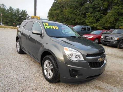 2013 Chevrolet Equinox for sale in West Liberty, KY