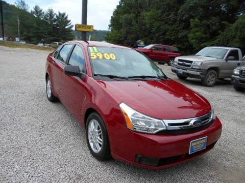 2011 Ford Focus for sale in West Liberty, KY