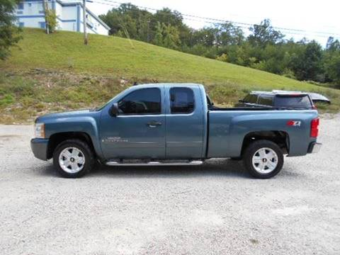 2007 Chevrolet Silverado 1500 for sale in West Liberty, KY