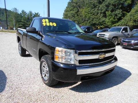 2008 Chevrolet Silverado 1500 for sale in West Liberty, KY