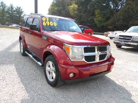 2007 Dodge Nitro for sale in West Liberty, KY