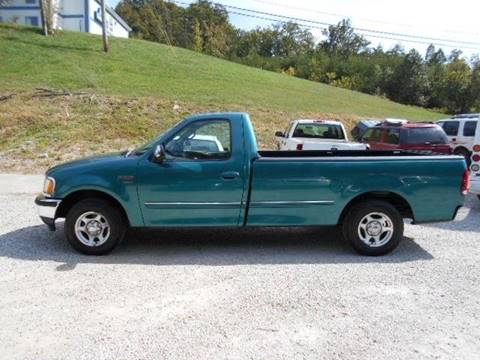 1998 Ford F-150 for sale in West Liberty, KY