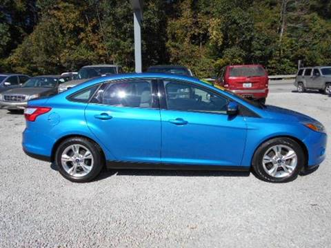 2014 Ford Focus for sale in West Liberty, KY