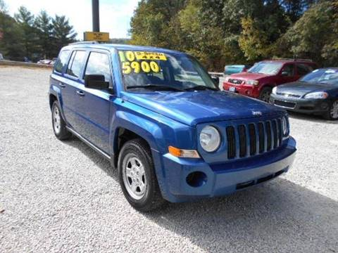 2010 Jeep Patriot for sale in West Liberty, KY